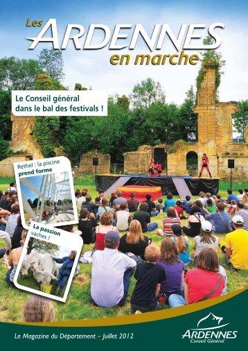 ETE 2012 - Conseil Général des Ardennes