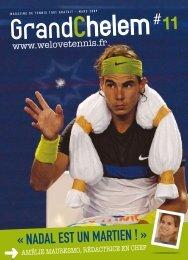 Télécharger GrandChelem numéro 11 - We love tennis