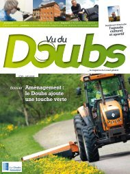Téléchargez le pdf - Conseil général du Doubs