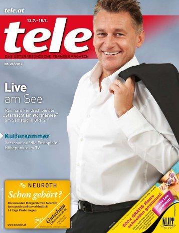 tele-Heft Nr. 28/2013
