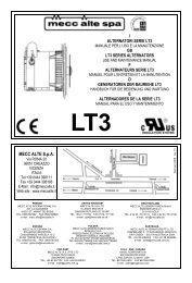 Groovy I Alternatori Serie Ar2 Gb Ar2 Series Winco Generators Wiring 101 Ferenstreekradiomeanderfmnl