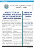 W CIENIU CZEPKA - Dolnośląska Okręgowa Izba Pielęgniarek i ... - Page 4