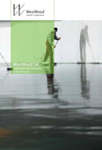 Brochure Entreprise - WestWood