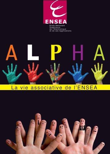 La vie associative de l'ENSEA