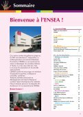 La vie associative de l'ENSEA - Page 3