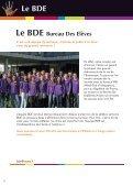 La vie associative de l'ENSEA - Page 6