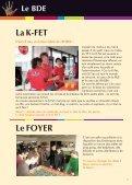 La vie associative de l'ENSEA - Page 7