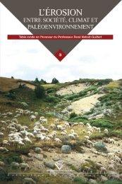 2006 Arnaud-Fassetta Coll. Clermont-Ferrand Paleohydrologie ...