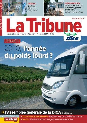 XP La Tribune 163 - DICA