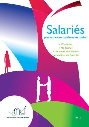 Salariés - (MEF) du Cotentin