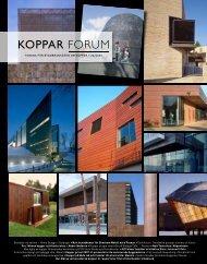 KOPPAR FORUM - Copper Concept