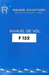 manuel de vol