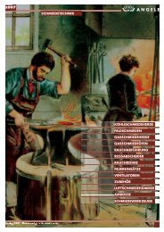 ANGELE SCHMIEDETECHNIK Katalog 2007