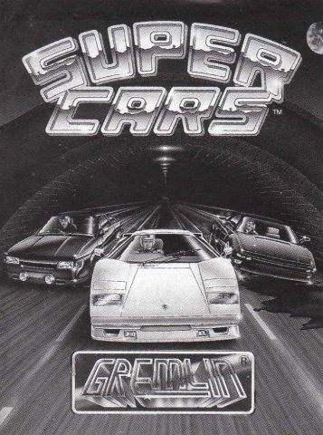 Super Cars - Amstrad CPC - Manual - gamesdbase.com