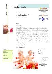 Jornal da Escola - Belourinha