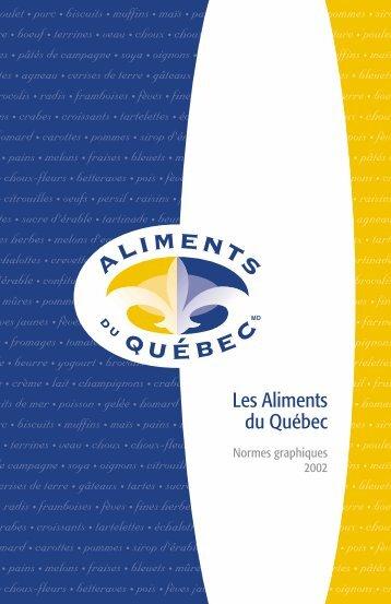 carottes • pommes • sirop - Aliments du Québec