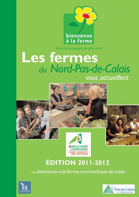 Les Fermes Chambre Dagriculture Du Nord Pas De Calais