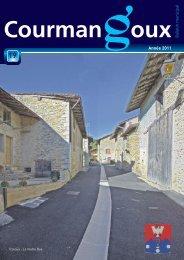 Bulletin municipal 2011 n° 19 - Commune de Courmangoux