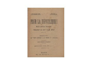 Le Petit Journal - Nouvelles d'Arménie