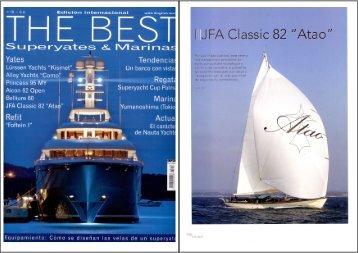 """The Best """"Atao"""" - Barracuda Yacht Design"""