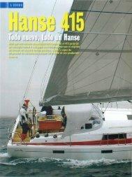 !I A BORDO - Hanse Yachts