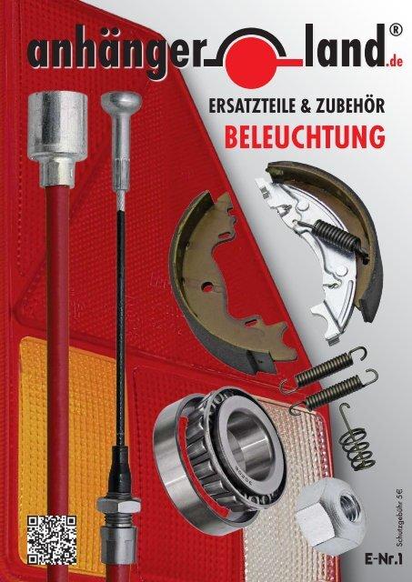 LICHT - ELEKTRIK LICHT - ELEKTRIK LICHT ... - Anhängerland