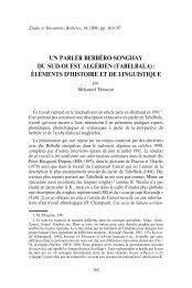 Tabelbala - Berberemultimedia.fr