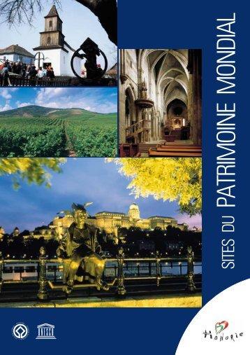 PATRIMOINE MONDIAL - Guide en Hongrie