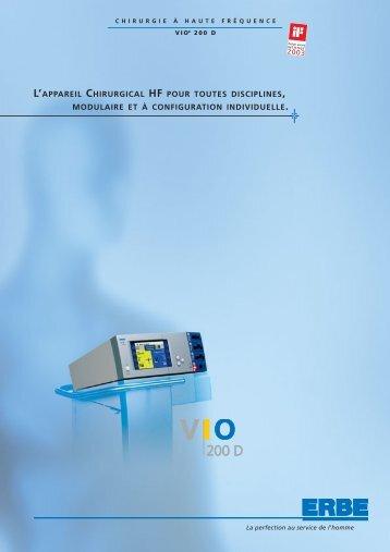 documentation commerciale VIO200D - achats-publics.fr