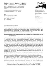 P - Menschen für Tierrechte Bayern e.v.