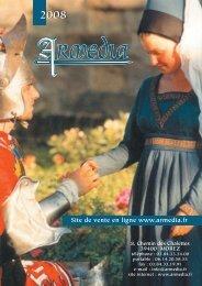 télécharger catalogue PDF - Armedia