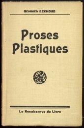 proses plastiques