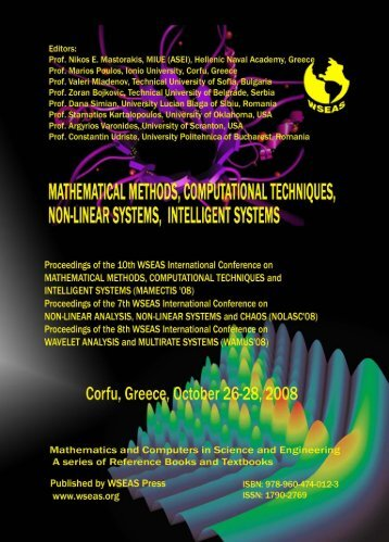 mathematical_methods.. - WSEAS