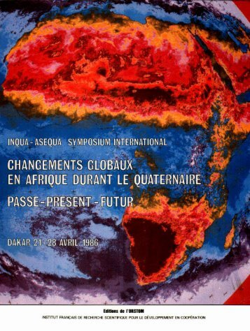 volume des résumés = Global change in Africa - IRD