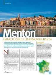 Menton - Travel Magazine