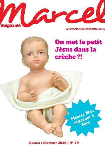 On met le petit Jésus dans la crèche ?! - Marcel Magazine