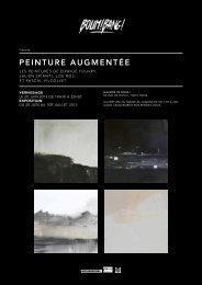 PEINTURE AUGMENTéE - BoumBang