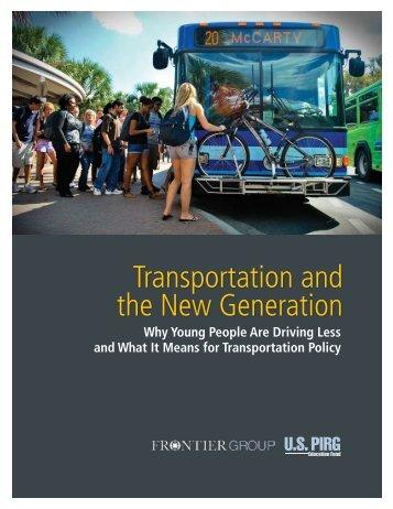 Transportation %26 the New Generation vUS_0