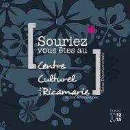 Souriez - Centre Culturel de la Ricamarie