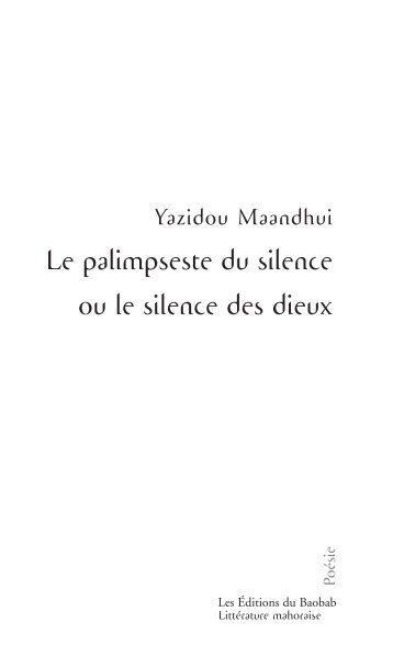 télécharger un extrait de ce livre (au format Pdf) - Éditions du ...