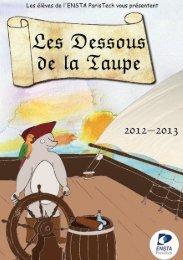 Les Dessous de la Taupe 2012 - Ensta