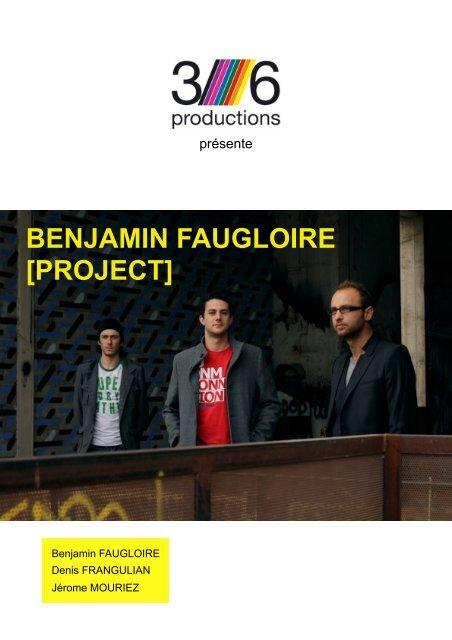 dossier de presentation - 3/6 production