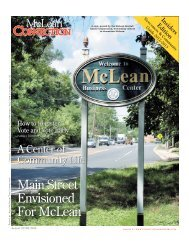 McLean - The Connection Newspapers