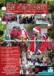 Joyeuses Fêtes et Bonne Année 2012 - Site officiel de la Mairie de ...