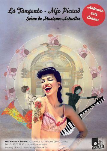 Brochure-Automne-2012 - La Tangente - MJC Picaud
