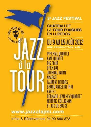 JAZZ A LA TOUR 2012