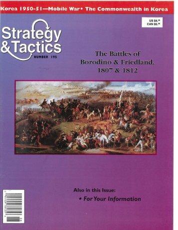 m - Strategy & Tactics Press