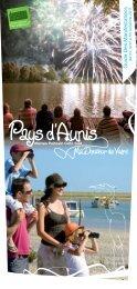 Guide Des Manifestations de mi-avril à fin octobre 2011 - Pays d'Aunis