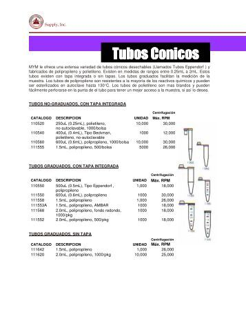 TUBOS CONICOS.pdf
