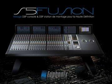S5 Fusion - Euphonix
